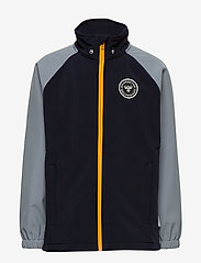 Hummel - hmlFREDERIK SOFTSHELL JACKET - kurtka softshell - night sky - 2