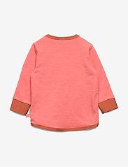 Hummel - hmlLUCY T-SHIRT L/S - long-sleeved t-shirts - lantana - 1