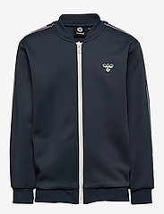 Hummel - hmlRANDALF ZIP JACKET - bluzy - blue nights - 0