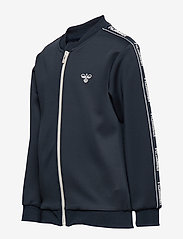 Hummel - hmlRANDALF ZIP JACKET - bluzy - blue nights - 2
