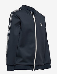 Hummel - hmlRANDALF ZIP JACKET - bluzy - blue nights - 3