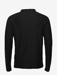 Hummel - hmlJAREL T-SHIRT L/S - langarmshirts - black - 1