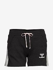 Hummel - hmlNIRVANA SHORTS - training shorts - black - 0