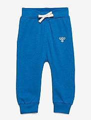 Hummel - hmlJUNO PANTS - sweatpants - directoire blue - 0