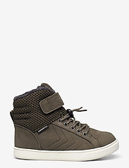 Hummel - SPLASH JR - winter boots - olive night - 1