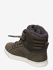 Hummel - SPLASH JR - winter boots - olive night - 2