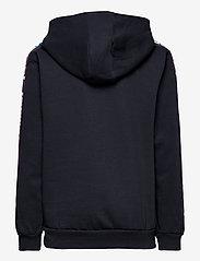 Hummel - hmlJACOB HOODIE - hoodies - blue nights - 1