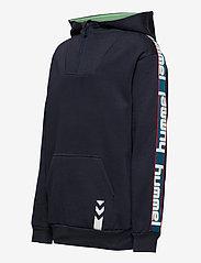 Hummel - hmlJACOB HOODIE - hoodies - blue nights - 2