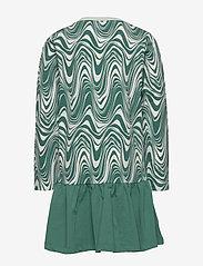 Hummel - hmlSOFIA DRESS L/S - kjoler - oil blue - 1