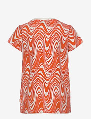 Hummel - hmlOLIVIA T-SHIRT S/S - short-sleeved - carrot - 1