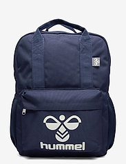 Hummel - hmlJAZZ BACK PACK - plecaki - black iris - 1