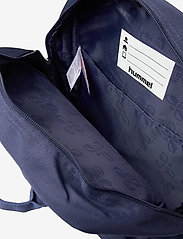 Hummel - hmlJAZZ BACK PACK - plecaki - black iris - 4