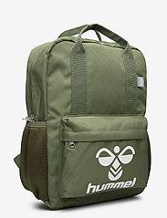 Hummel - hmlJAZZ BACK PACK - plecaki - cypress - 3
