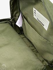 Hummel - hmlJAZZ BACK PACK - plecaki - cypress - 5
