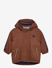 Hummel - hmlPOLAR JACKET - ski jackets - tortoise shell - 0