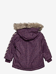 Hummel - hmlJESSIE JACKET - insulated jackets - blackberry wine - 1