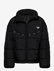 Hummel - hmlVIBRANT JACKET - insulated jackets - black - 0
