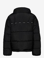 Hummel - hmlVIBRANT JACKET - insulated jackets - black - 2