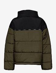 Hummel - hmlVIBRANT JACKET - insulated jackets - olive night - 2