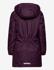 Hummel - hmlJEANNE COAT - ski jackets - blackberry wine - 2