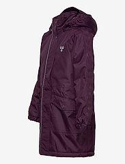 Hummel - hmlJEANNE COAT - ski jackets - blackberry wine - 3