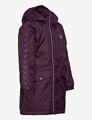 Hummel - hmlJEANNE COAT - ski jackets - blackberry wine - 4