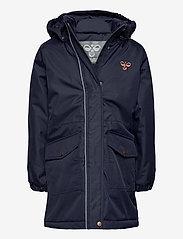 Hummel - hmlJEANNE COAT - ski jackets - black iris - 0