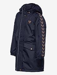Hummel - hmlJEANNE COAT - ski jackets - black iris - 3