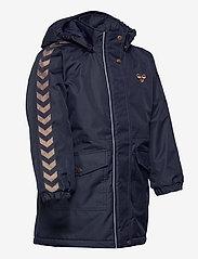 Hummel - hmlJEANNE COAT - ski jackets - black iris - 4