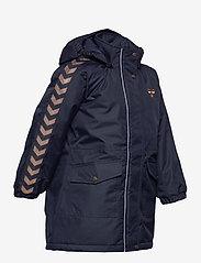 Hummel - hmlJEANNE COAT - ski jackets - black iris - 5