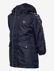 Hummel - hmlJEANNE COAT - ski jackets - black iris - 6