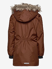Hummel - hmlLEAF COAT - ski jackets - tortoise shell - 2