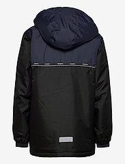 Hummel - hmlWEST JACKET - insulated jackets - black iris - 2