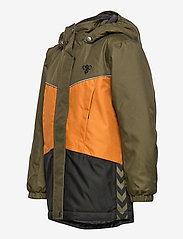 Hummel - hmlCONRAD JACKET - insulated jackets - olive night - 2