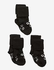 Hummel - SORA 3-PACK SOCK - sokken - black - 0