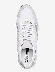 Hummel - EDMONTON PREMIUM - baskets basses - white - 3