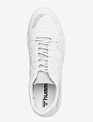 Hummel - POWER PLAY PREMIUM - baskets basses - white - 3