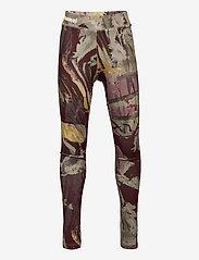 Hummel - hmlPLENA TIGHTS - leggings - vetiver - 0