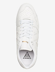 Hummel - HB TEAM LEATHER - laag sneakers - white - 3