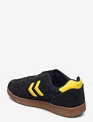 Hummel - HB TEAM SUEDE - laag sneakers - black - 2