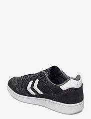 Hummel - HB TEAM SUEDE - laag sneakers - grey - 2