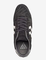 Hummel - HB TEAM SUEDE - laag sneakers - grey - 3