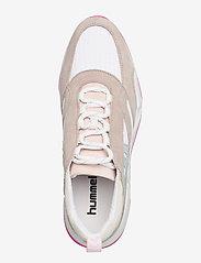 Hummel - ALBERTA - laag sneakers - white sand - 3