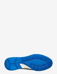 Hummel - EDMONTON PREMIUM - laag sneakers - white/blue - 4