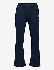 Hummel - hmlEMMA PANTS - trousers - black iris - 0
