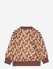 Hummel - hmlDARLA ZIP JACKET - sweatshirts - marron - 1