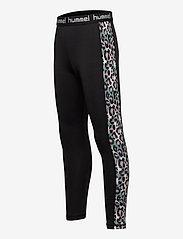 Hummel - hmlNANNA TIGHTS - leggings - black - 2