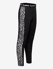 Hummel - hmlNANNA TIGHTS - leggings - black - 3