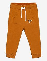 Hummel - hmlFUTTE PANTS - sports pants - pumpkin spice - 0