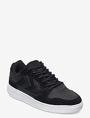 Hummel - ST POWER PLAY LOW - laag sneakers - black - 1
